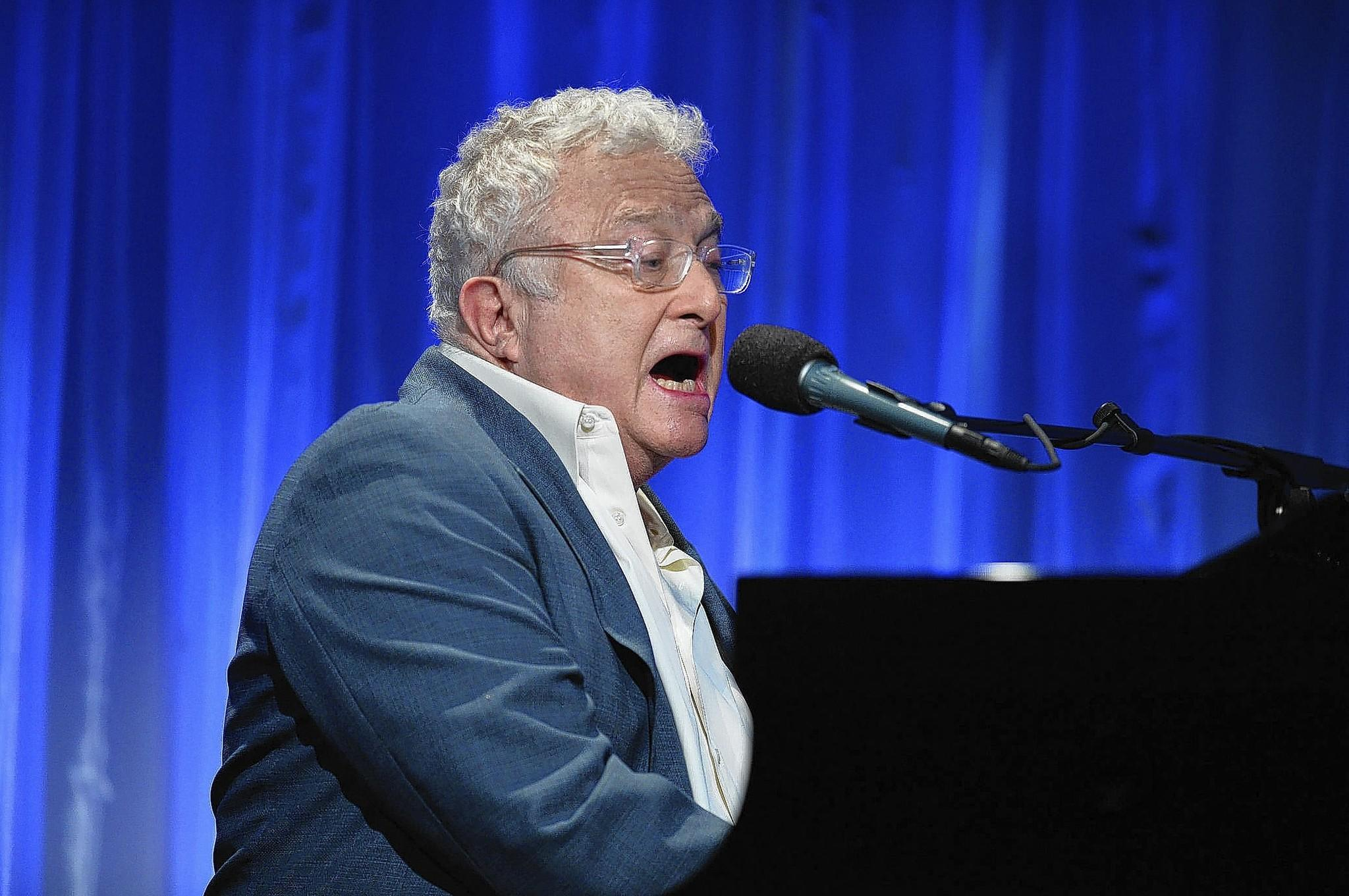 Singer songwriter pianist Randy Newman performs at the State Theatre in Easton Nov. 21. Tickets to the new season of State Theatre shows are on sale now to members and go on sale to the public on Tuesday.