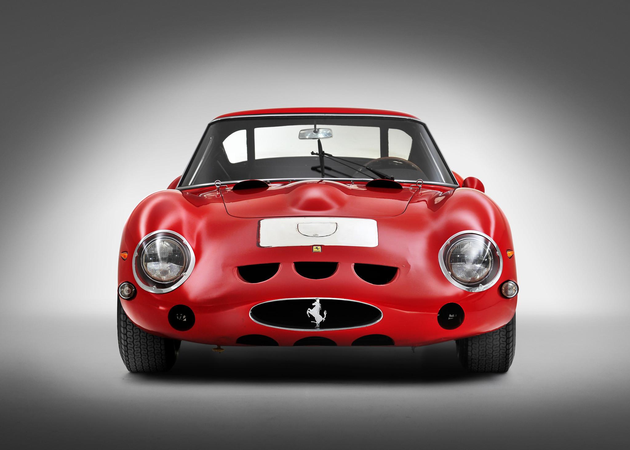 1962 Ferrari 250 GTO Baltimore Sun