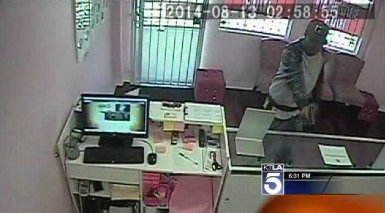 Clerk Terrorized During Daytime Armed Robbery At Hair Extension