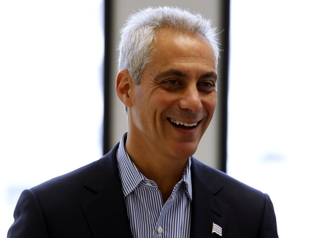 Emanuel uses Little League team to try for campaign boost ...