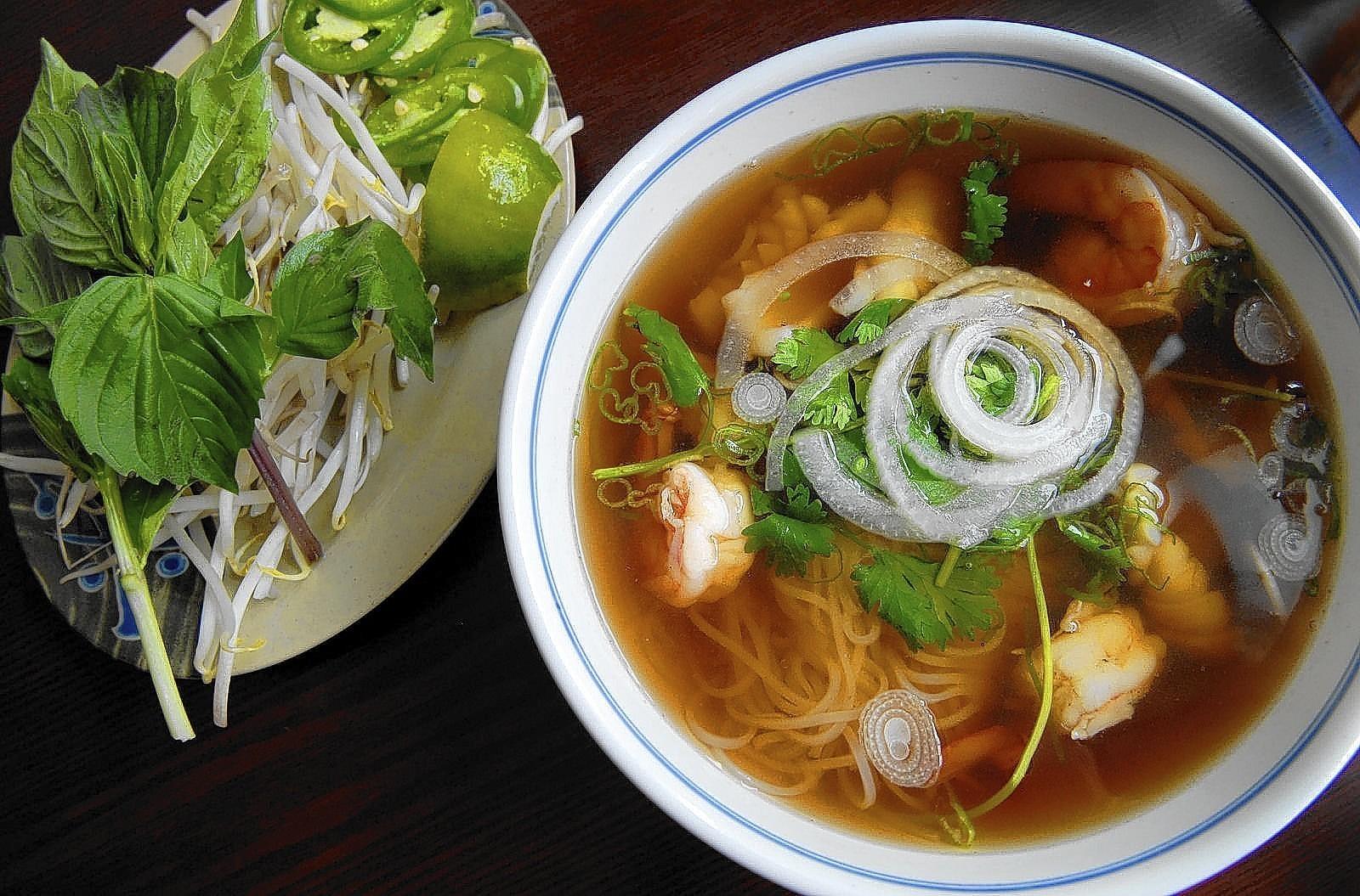 Indochine's Vietnamese specialties shine in Midtown