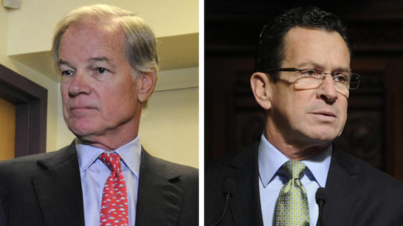 Tom Foley, Dannel Malloy