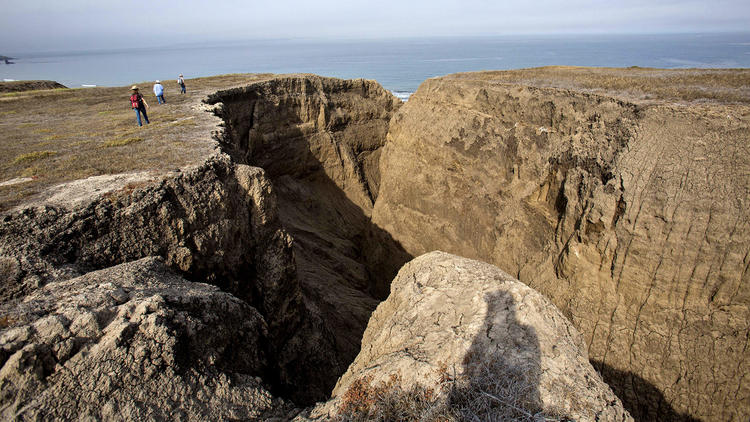 Native American artifacts on Santa Cruz Island threatened by rising sea levels