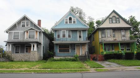 Homes for a dollar in Buffalo