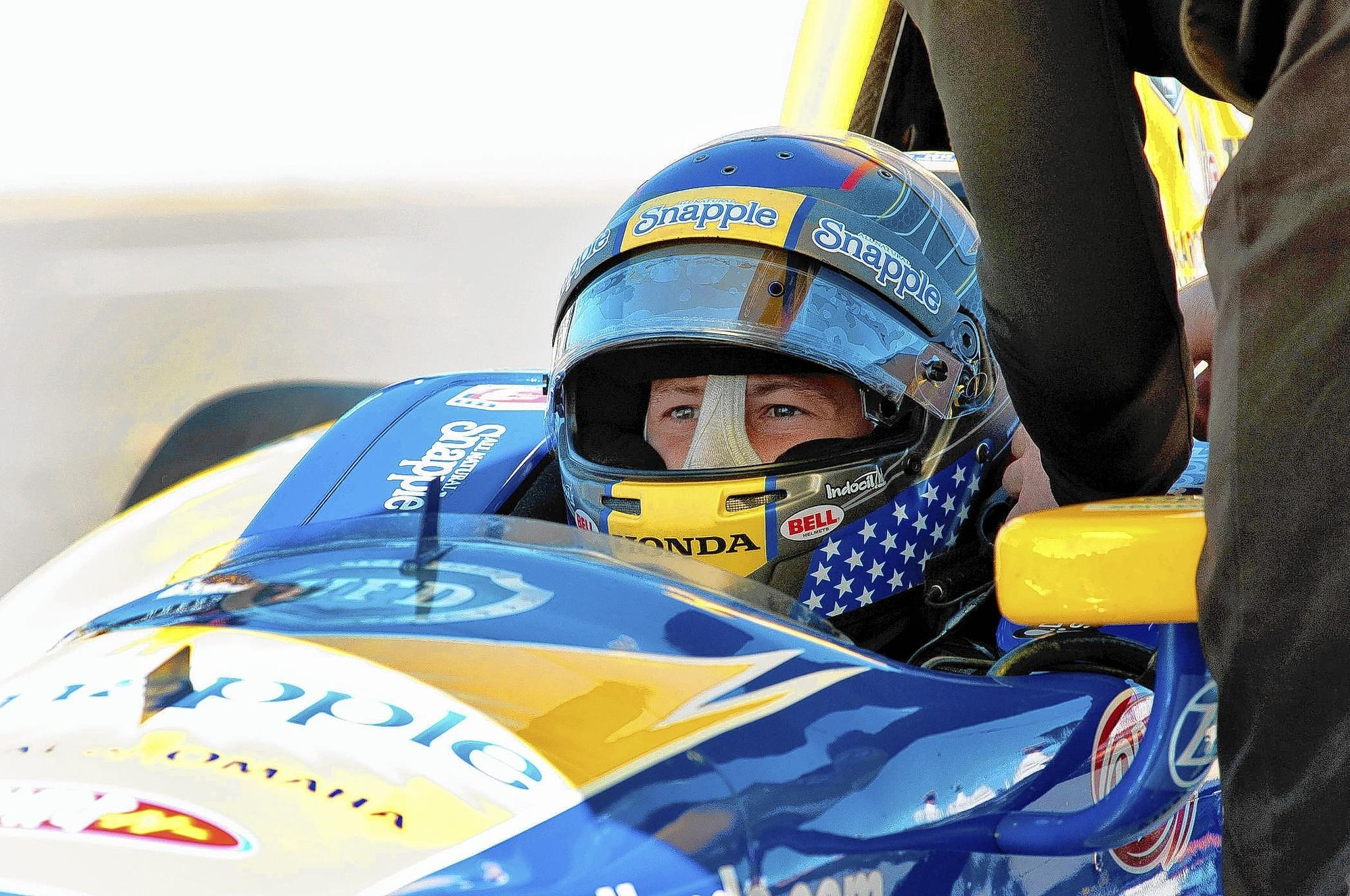 Marco Andretti is in 10th place in the season standings for IndyCar heading into Sunday's race at The Milwaukee Mile.