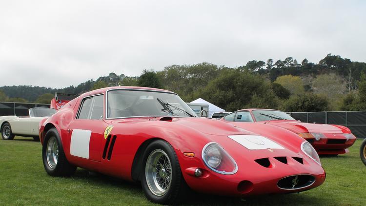 1662 Ferrari 250 GTO