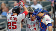 Strasburg Shuts Down Mets As Nationals Sweep Series