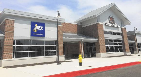 New Navy Exchange, Commissary set to open in Annapolis on Sept. 10