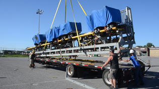 Preparations are underway for state fair rides [Video]