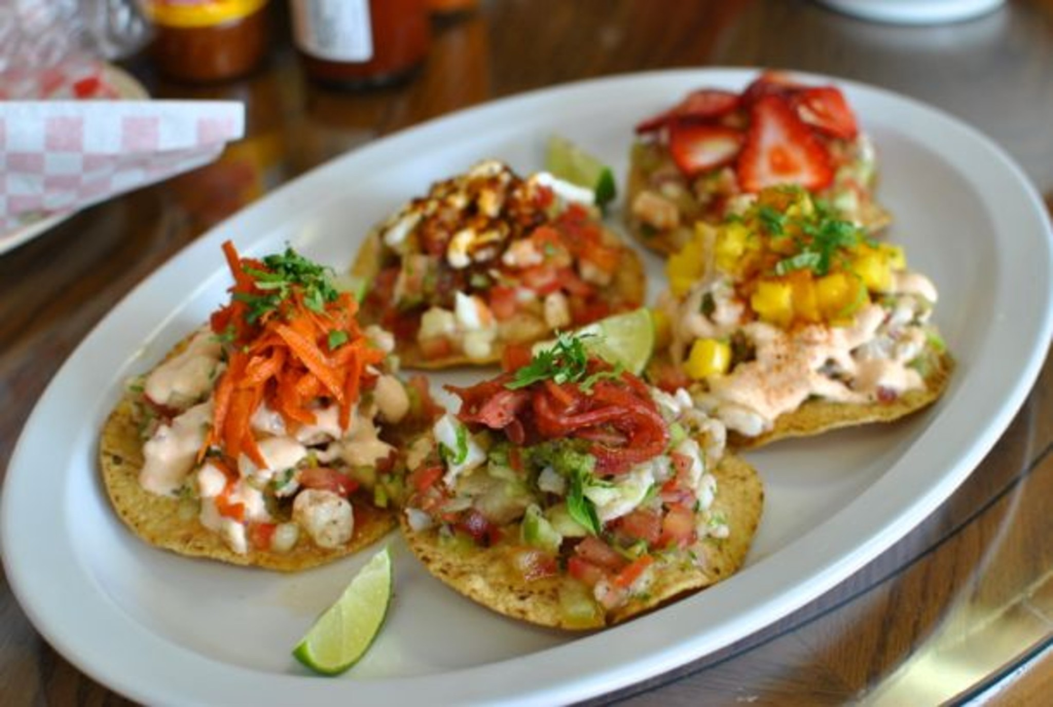Ceviche in los angeles 8 great spots for the cool fish for Fish for ceviche