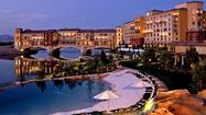 Weekend Escape: Lake Las Vegas, a world apart from Sin City