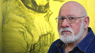 Myron Barnstone: An art career in perspective
