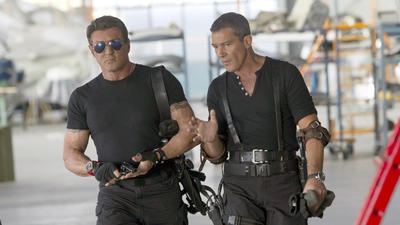 Film Review: 'Expendables' franchise expands its roll call