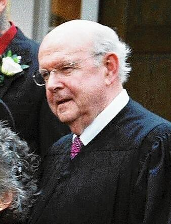 Newport News Circuit Court Judge H. Vincent Conway Jr.