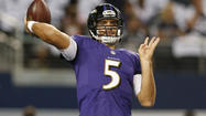 Ravens vs. Dallas Cowboys preseason game Week 2 [Pictures]