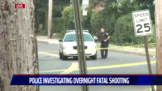 Police Investigating Fatal New Haven Shooting