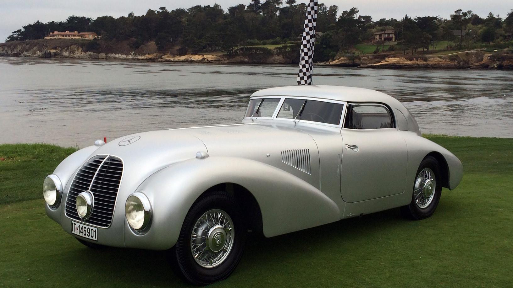 Highlights of the 2014 pebble beach car show hoy - Pebble beach car show ...