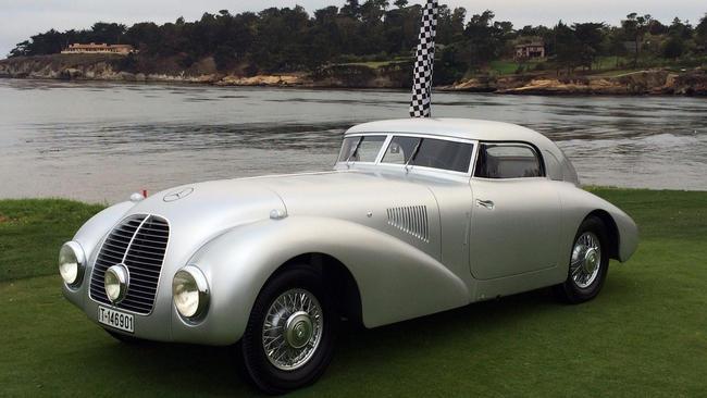 Pebble Beach Auto Show The San Diego UnionTribune - Monterey car show
