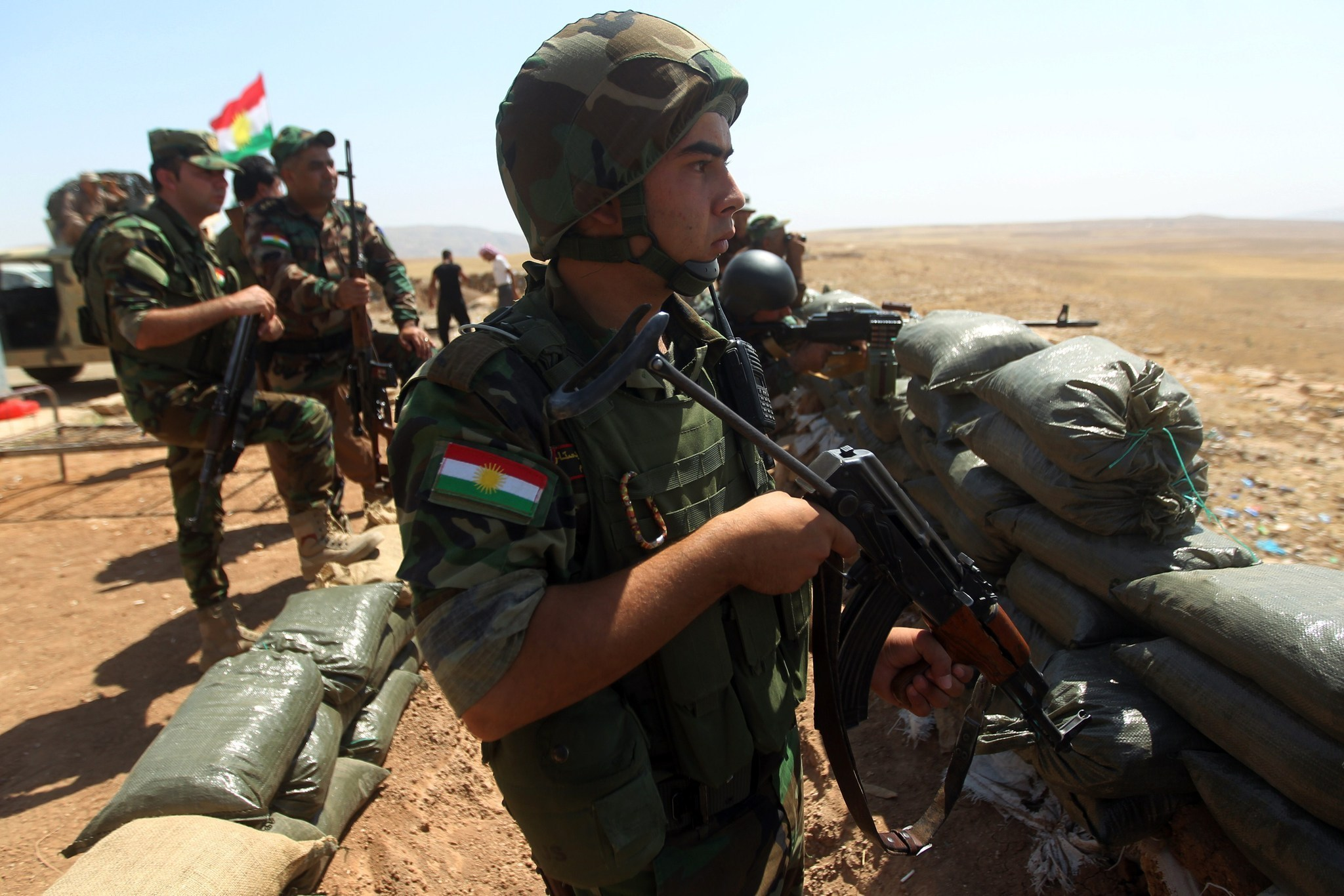 Курды обещают отомстить за убитых российских пилотов
