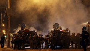 Related story: Missouri governor orders National Guard to help quell Ferguson unrest
