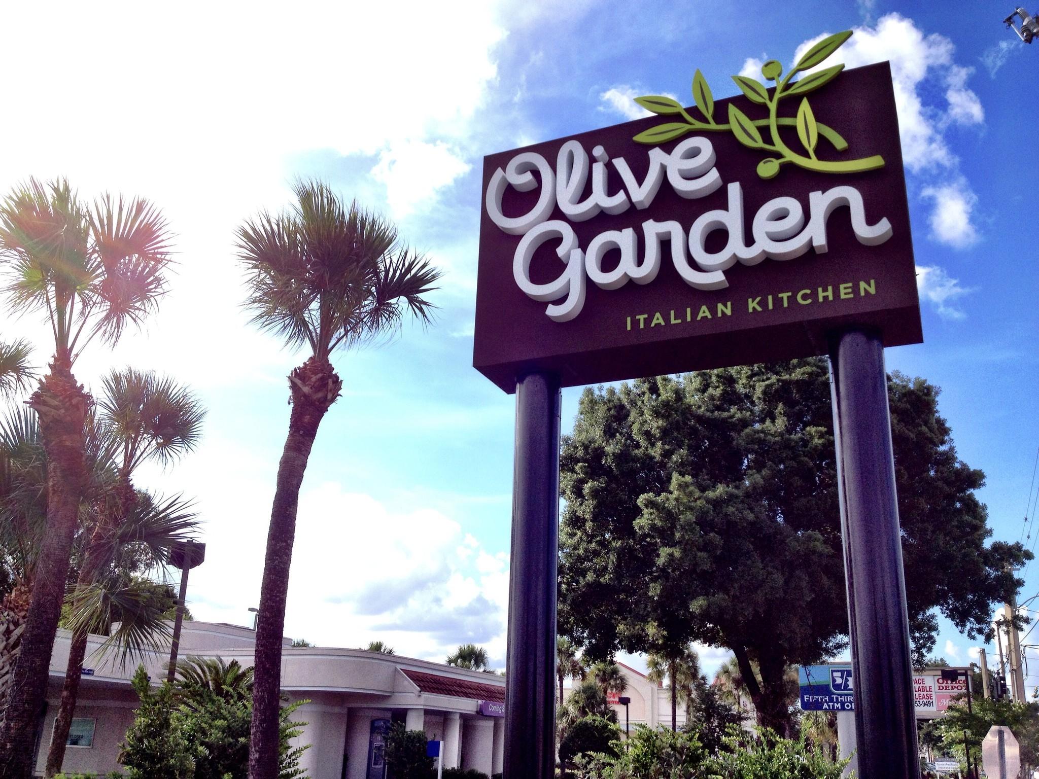Scintillating Olive Garden Winter Park Fl Pictures Exterior Ideas 3d
