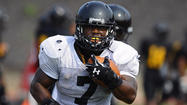 Towson looks to Darius Victor to replace record-setting Terrance West