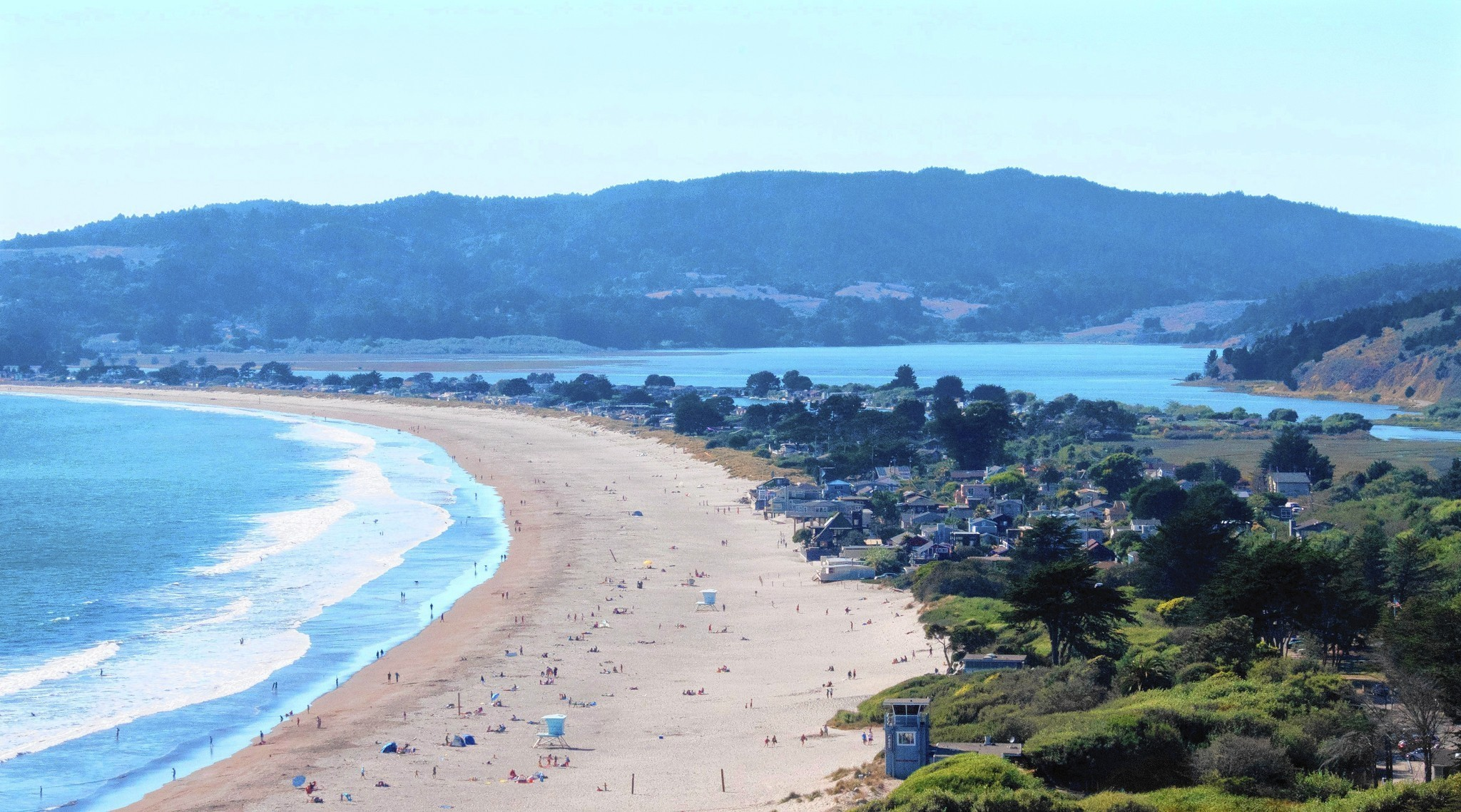Stinson Beach Water Board Approves Rationing Plan La Times