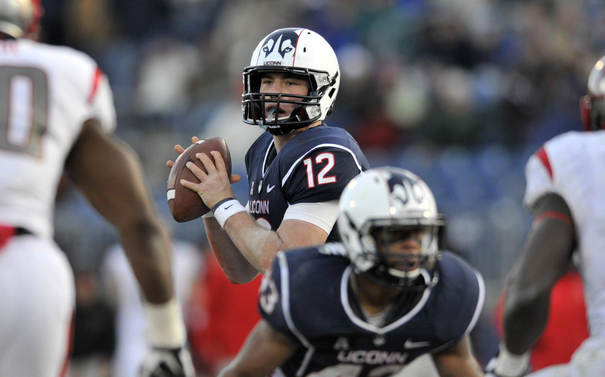 Casey Cochran will start UConn's opener vs. BYU.
