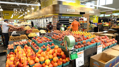 Columbia Whole Foods Market sneak preview