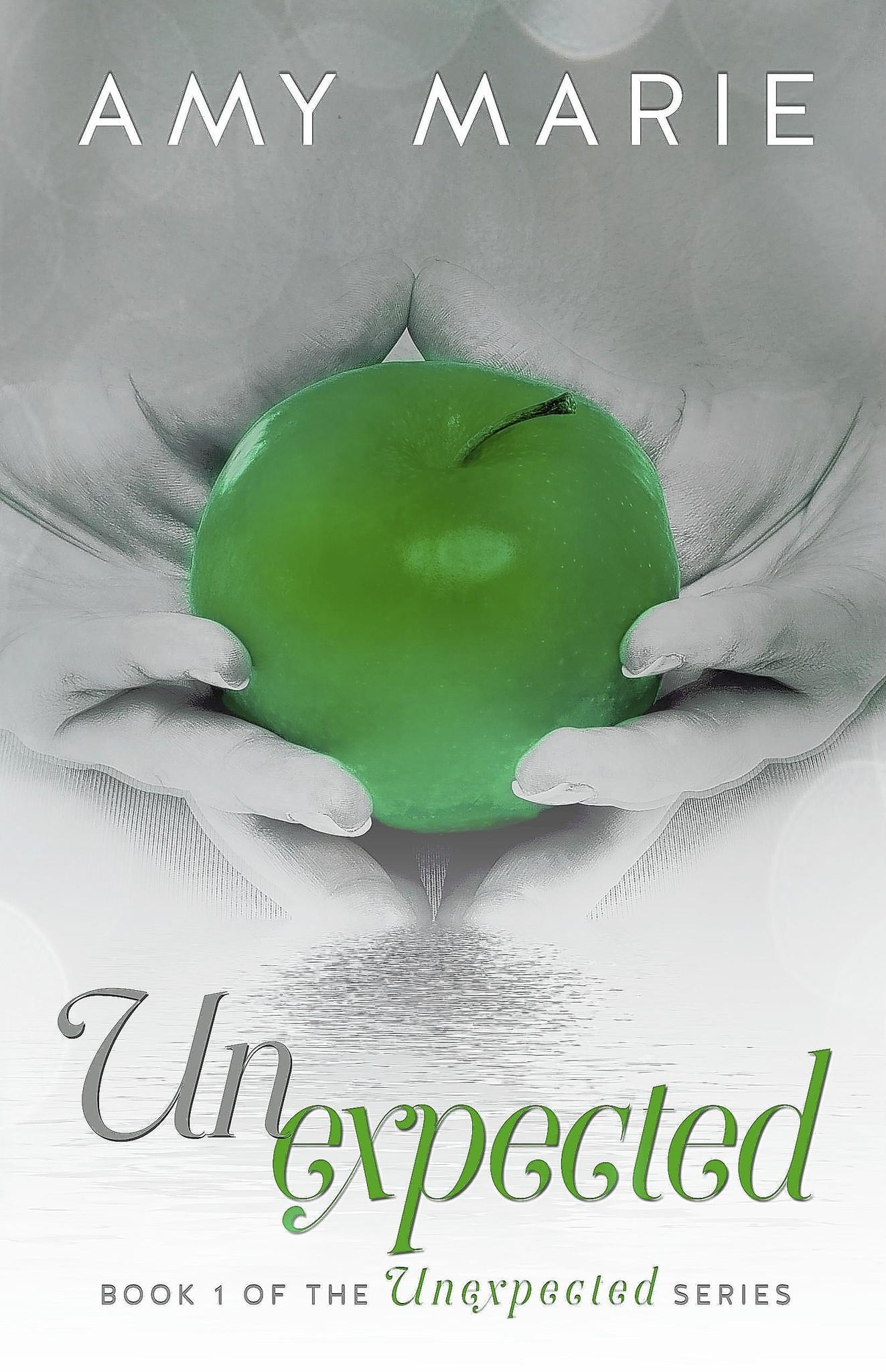 "Contemporary romance ""Unexpected"" is the debut novel of Virginia Beach author Amy Marie."
