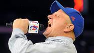 Steve Ballmer makes high-decibel entrance as Clippers' new owner
