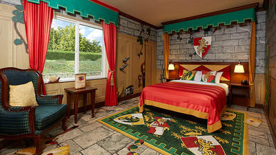 New Legoland Hotel taking reservations for next summer