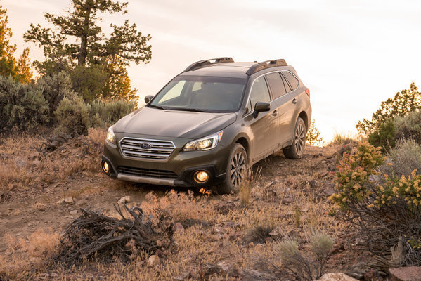 2015 subaru outback first look car review chicago tribune. Black Bedroom Furniture Sets. Home Design Ideas