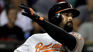 Morning after thoughts on Nick Markakis' catch, Orioles defense and this weekend's rotation