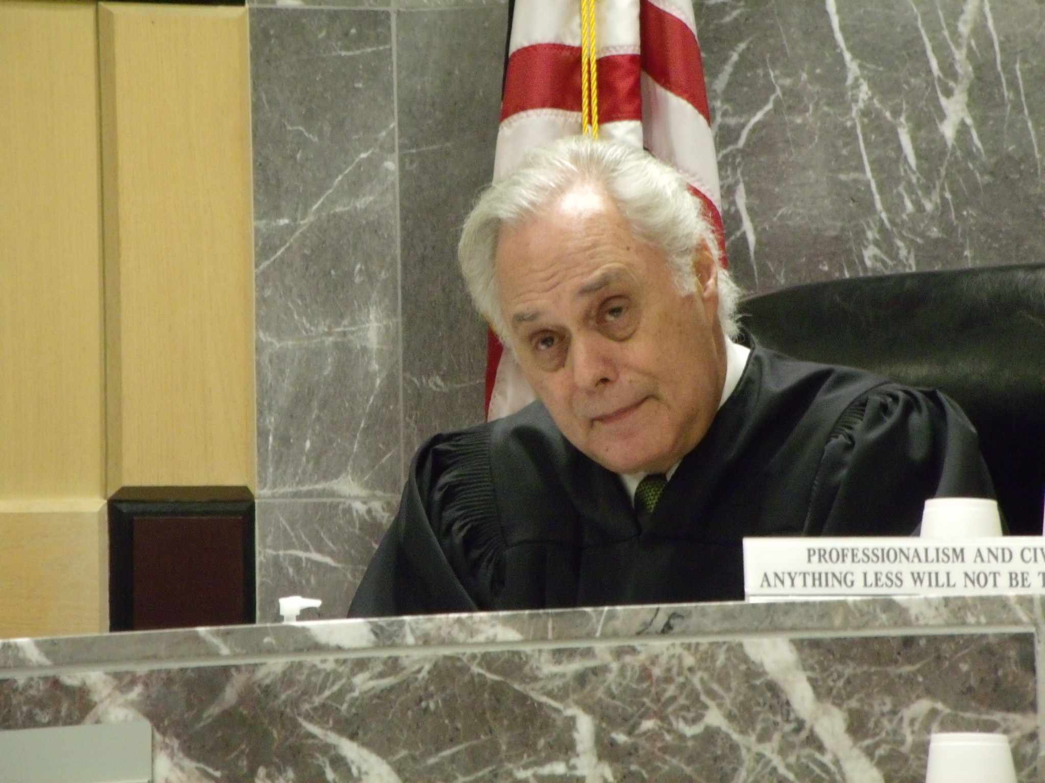 Broward Judge Gold Recovering From Heart Attack Sun Sentinel
