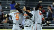 Notes on Orioles' record away from Camden Yards, Nick Markakis and more