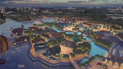 New renderings revealed for Downtown Disney transf
