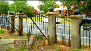 Historic Dundalk gates to be replaced [WJZ Video]
