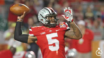 Ohio State QB Braxton Miller out for season [Video]