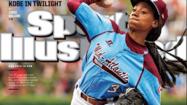 Mo'ne Davis a cover girl -- for Sports Illustrated