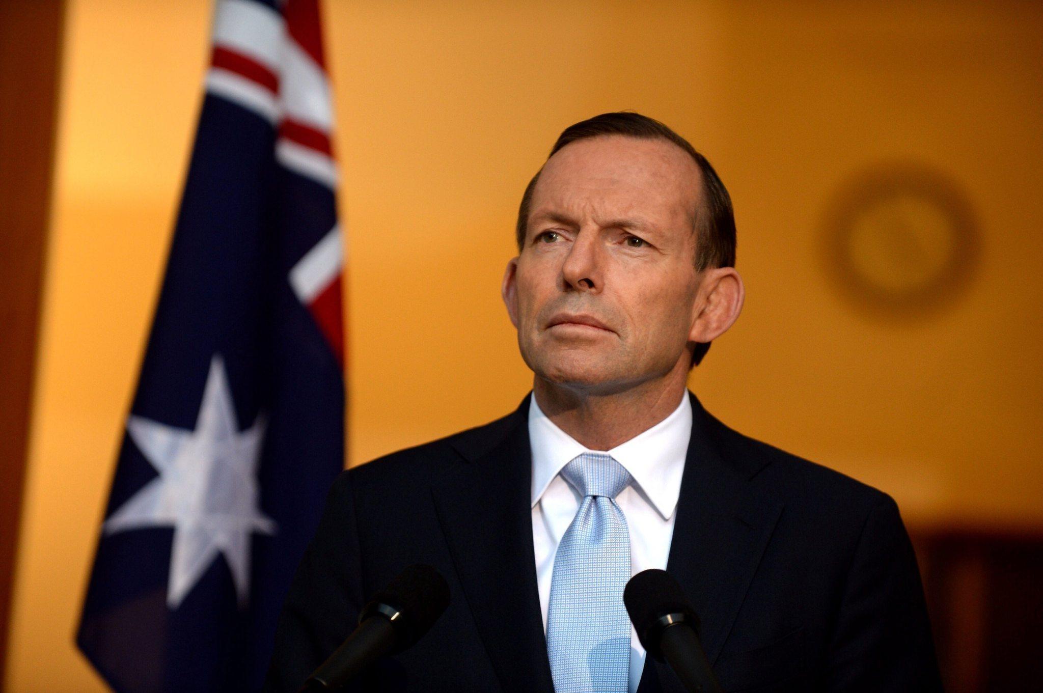 Australian Premier Tony Abbott under fire as 'environmental vandal'