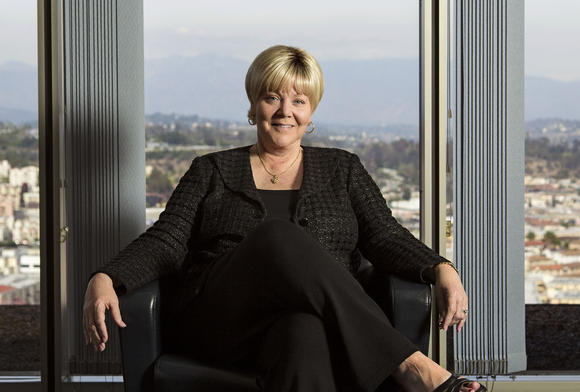 DWP general manager Marcie Edwards