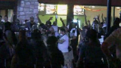 Police: Ferguson more peaceful [Video]