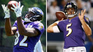 Torrey Smith, Joe Flacco improving timing in Ravens' passing game