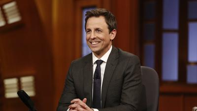 Emmys host Seth Meyers: Jokes will determine show's success
