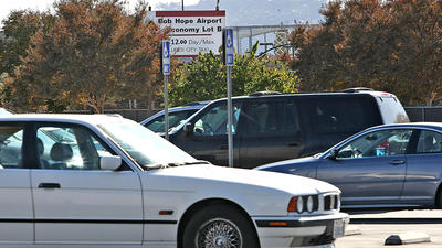 Bob Hope Airport may add more parking