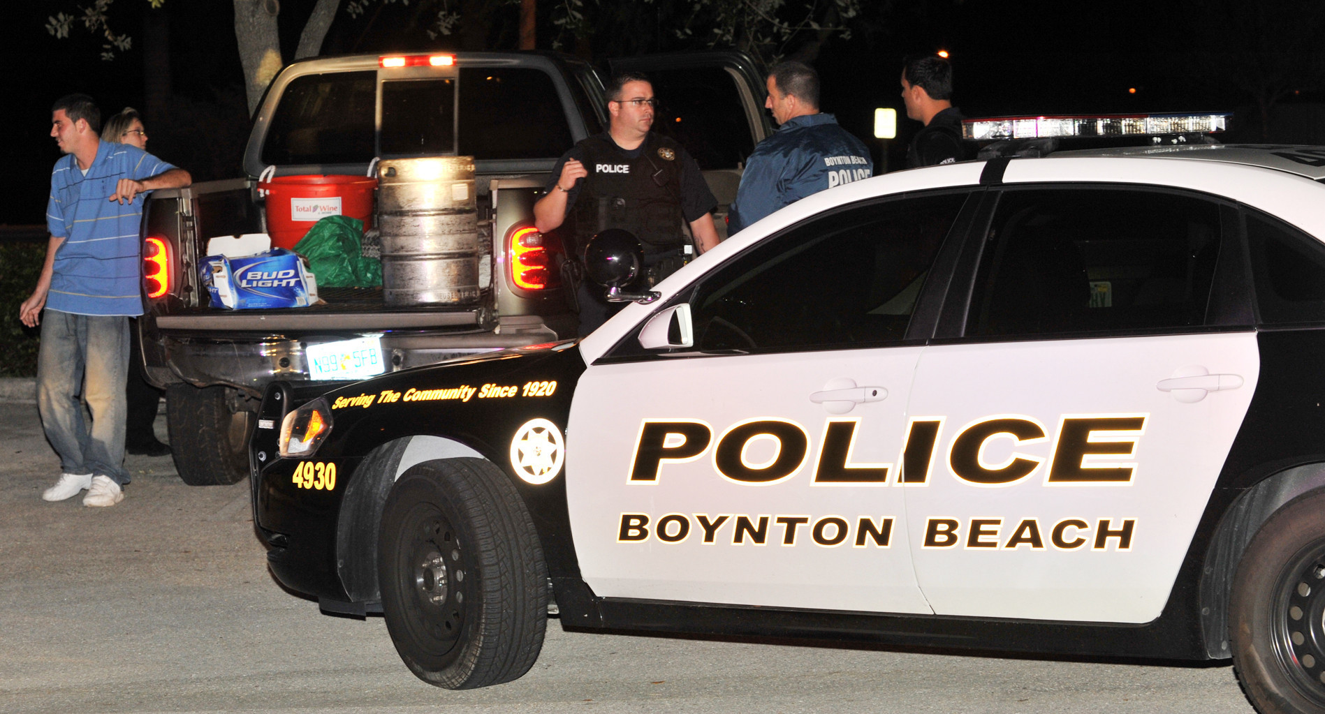City Of Boynton Beach Fl Police