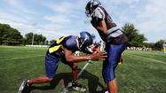 Catonsville High football practice [Pictures]