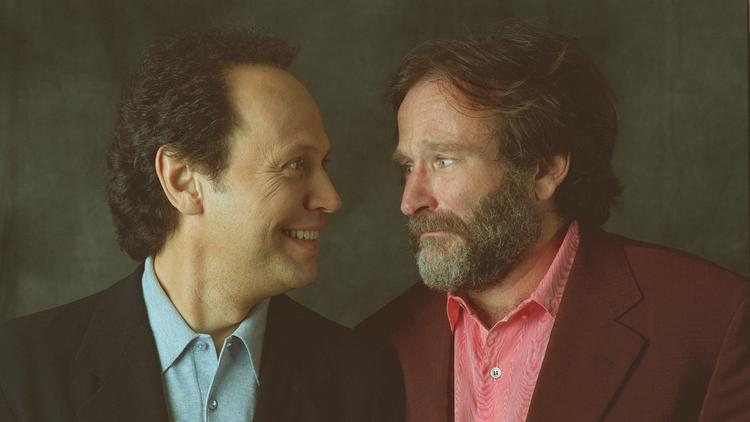 Billy Crystal and Robin Williams`