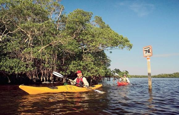 Great Calusa Blueway near Fort Myers